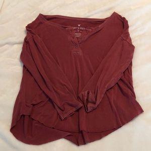 soft & sexy blouse